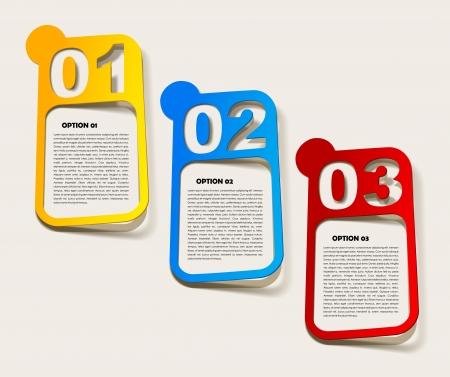 現実的なデザインの要素  イラスト・ベクター素材