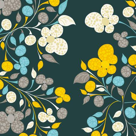 floral background Stock Vector - 15839446