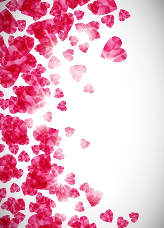 valentine background: valentine background Illustration