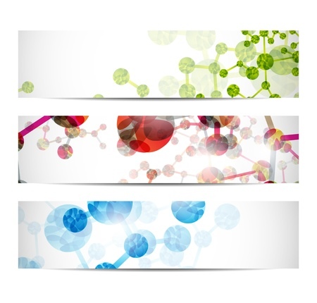 dna banner Stock Vector - 16235036