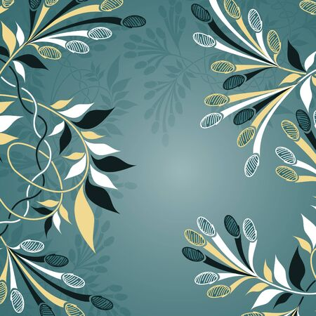 floral background Stock Vector - 17600297