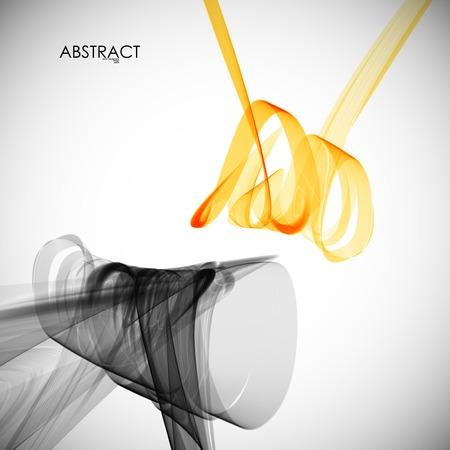 abstract smoke: Resumen de humo Vectores