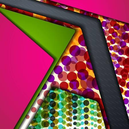 multi layered: multi layered abstract background