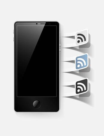 phone concept Stock Vector - 25448501