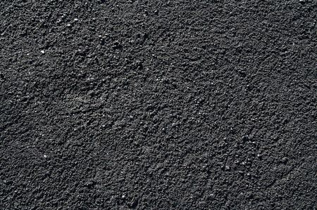 road surface: New asphalt texture Stock Photo