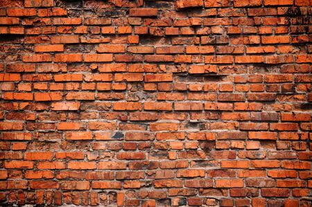 brickwall: Old brick wall texture