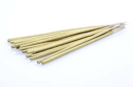Aromatic, detail of study of a few bars of incense,  smell