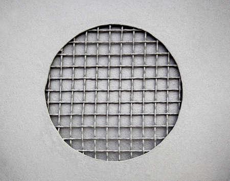 Metal window closed, protection, exterior, urban Stock Photo - 17352097