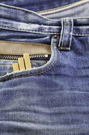 snuff: Jeans con tabaco, ropa casual, detalle fondo textil
