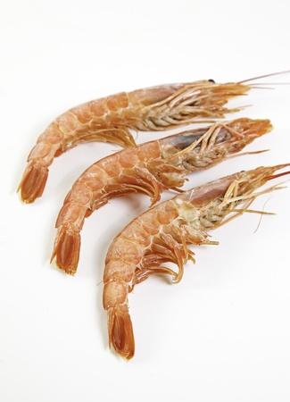 stimuli: Fresh prawns, small crustaceans raw detail, luxurious food, food