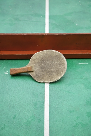 Tennis Racket, detail of a sports background, textured background, ball sport Stock Photo