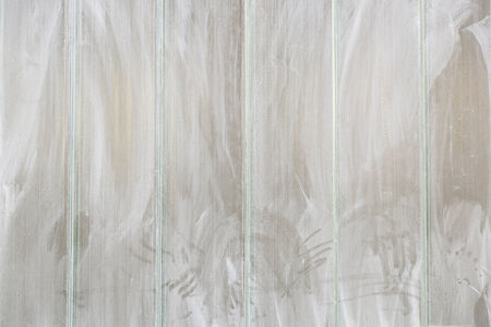 sunroom: Polycarbonate textured background, detail of a wall of protective plastic