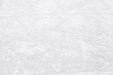 Eisbahn Stock, Ausschnitt aus einem strukturierten Hintergrund Eis, Sport Standard-Bild - 26938869