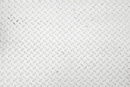 Metallic background with texture detail of a slip metal floor background with highlight photo