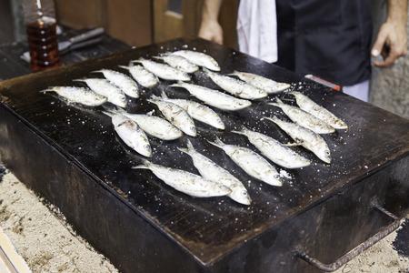 pesce cotto: