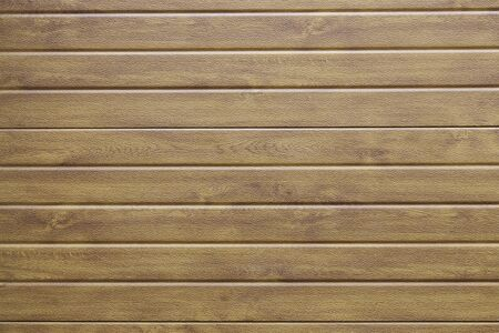 barrel tile: Metal timber wall, detail of a wall decorated with wood, textured background Stock Photo