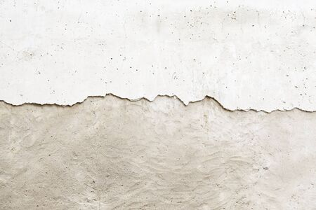 damaged cement: Fund cement texture, detail of a dirty wall and damaged Stock Photo