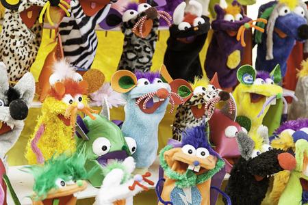 sock puppet: Puppet craft detail about toys, art