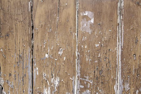 Old wooden background, detail of a textured wall