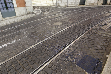 tramline: Old tram routes, details of urban transport in the city