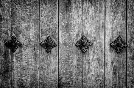 Old weathered wood, textured wooden background detail