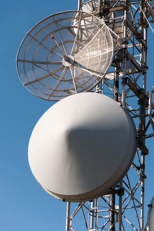 parable: antennas for the transmission of radio signal