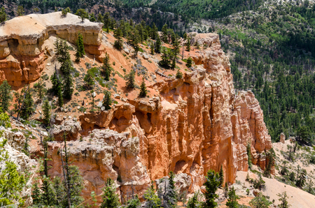 plateau point: Bryce Canyon National Park in Utah