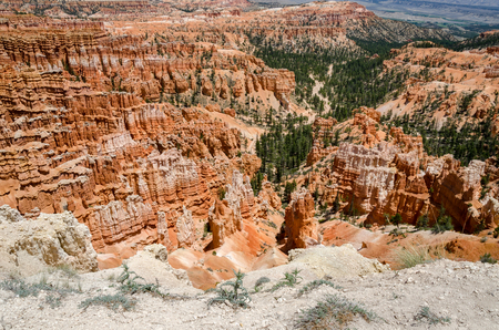 Bryce Canyon National Park in Utah photo