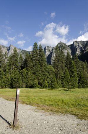 Yosemite National Park in California