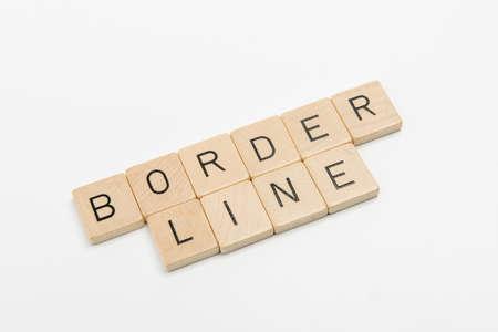 borderline: Borderline words