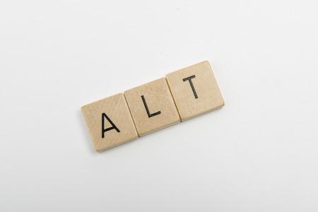 alt: Alt word