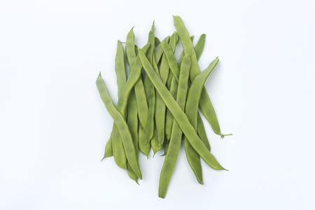 Grüne Bohnen Standard-Bild - 42613311