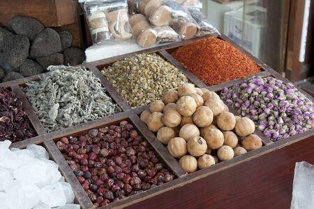 emirates: Spice Market in Dubai, United Arab Emirates
