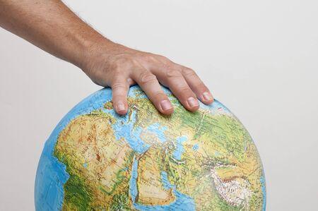 oppress: one hand on the world