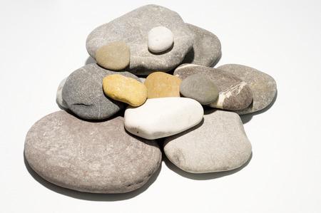 colored stones Stok Fotoğraf