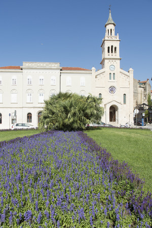 st  francis: Church of St. Francis in Split, Croatia