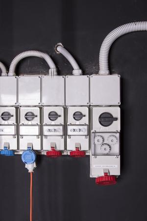 connectors: industrial electrical connectors