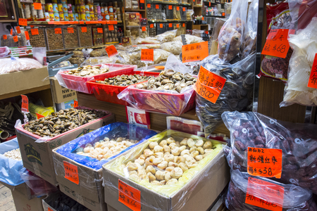 salted: The dried fish market in Hong Kong Editorial