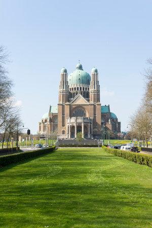 sacre coeur: L'église Sacre Coeur à Bruxelles
