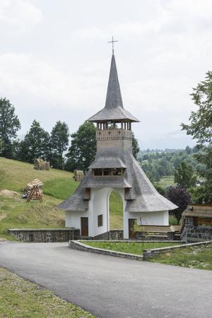 monastic: gate