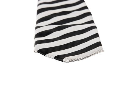 simply the tie in a strip is photographed on a white background Stock Photo - 16667979