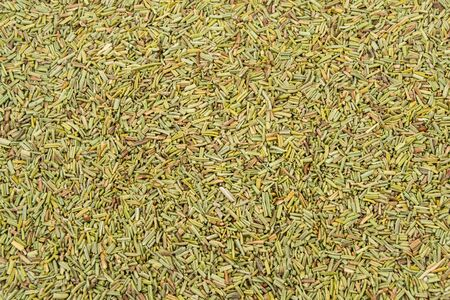 close up food: close up of a rosemary background food.