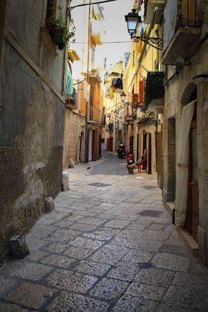 bari: Lanes of Bari Editorial