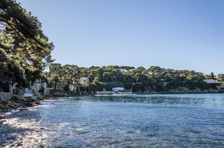 villefranche sur mer: Paloma Beach Cap Ferrat