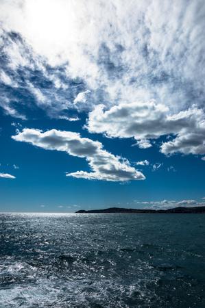 villefranche sur mer: Mala Beach Cap dAil