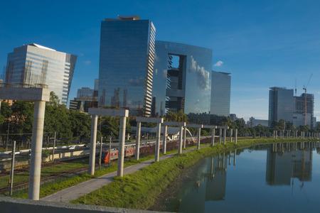 Marginal Pinheiros, Business Center, Sao Paulo, Brazil