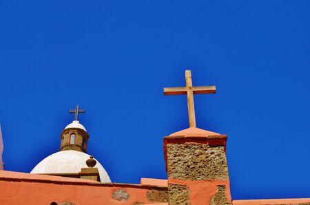 Cross Foto de archivo