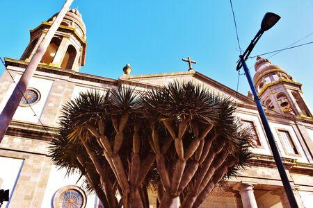 Cathedral in La Laguna, Tenerife