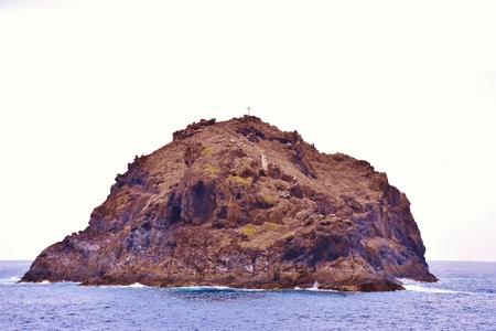 Rock in Garachico, Tenerife