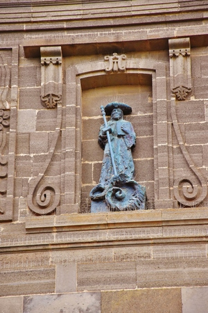 Saint James Apostle, Galdar Church, Grand Canary